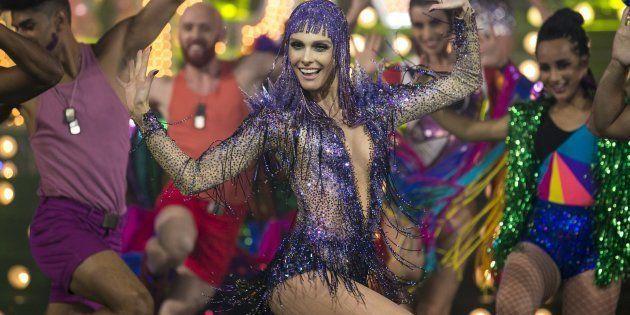 Fernanda Lima será madrinha da Parada do Orgulho LGBT
