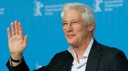 Richard Gere na Berlinale: 'Eu nunca jantaria com Donald