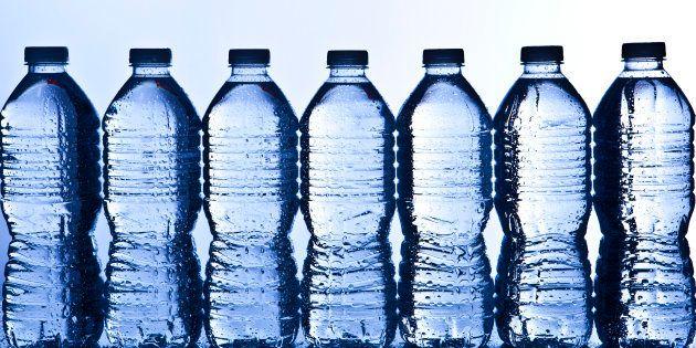 Embalagens de água são o pesadelo de nossa