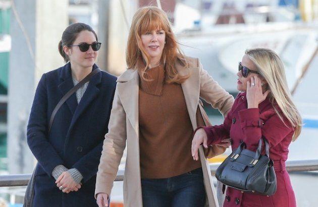Big Little Lies: Nicole Kidman e Reese Witherspoon estrelam série da