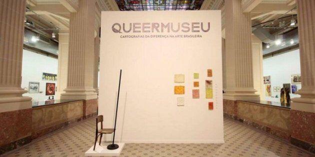 Mostra com mais 270 obras foi encerrada um mês antes do