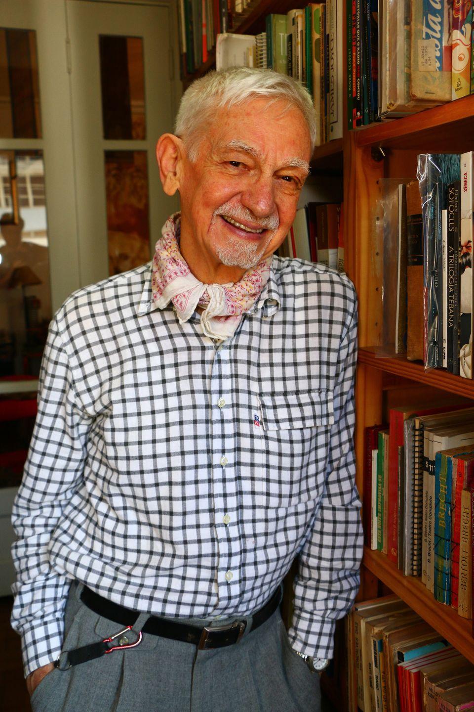 João Silvério Trevisan: 'Os problemas da comunidade LGBT são de um país