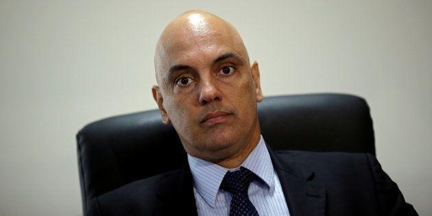 Alexandre de Moraes foi indicado por Temer a vaga no
