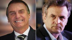 Por que Bolsonaro cresce nas pesquisas presidenciais e Aécio