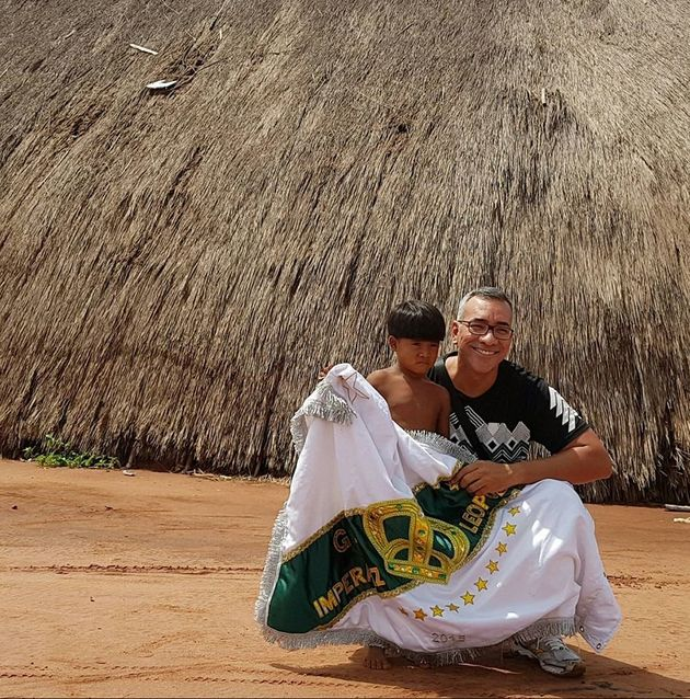 'Índios nunca têm voz, nunca têm vez', diz carnavalesco da Imperatriz Leopoldinense, que homenageará...