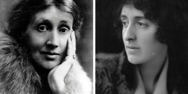 A escritora Virginia Woolf e a poeta Vita Sackville-West trocaram cartas