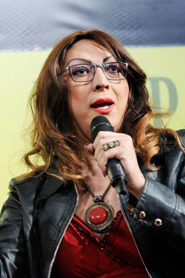 A ativista e especialista Renata