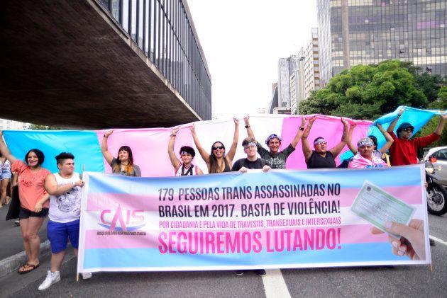 A garantia de um direito: Mutirão em SP vai incluir nome social no título de eleitor de pessoas trans...