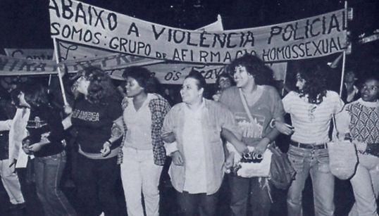 Da 'operação limpeza' à 'cura gay': Os 40 anos de luta do movimento LGBT no
