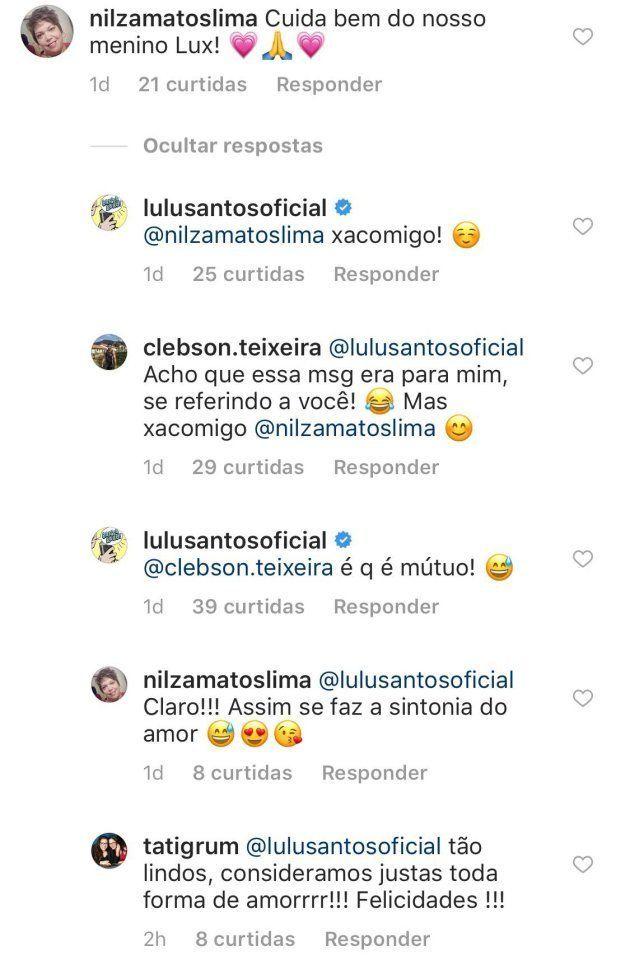 Lulu Santos e Clebson Teixeira: