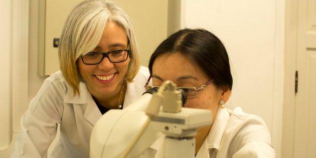Claudia Suemoto lidera um grupo de pesquisa sobre o envelhecimento do cérebro na