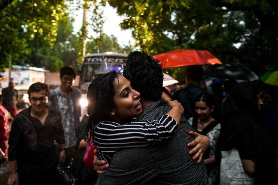 Índia descriminaliza homossexualidade: 18 imagens que mostram a celebração de