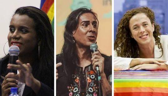 Por que o número de candidaturas de pessoas trans aumentou em