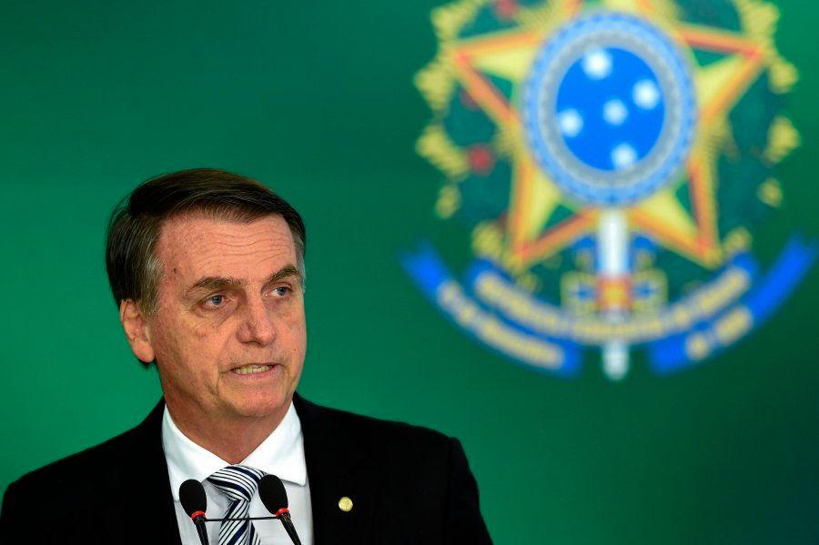 Jair Bolsonaro (PSL) foi eleito presidente com 56% dos