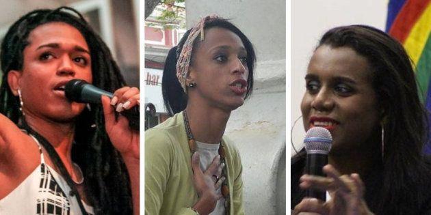 Malunguinho, Hilton e Lima: mulheres negras e transexuais, as 3 carregam suas lutas no próprio corpo...