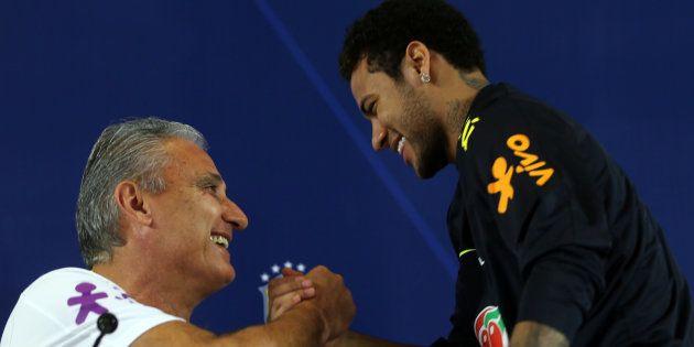 Tite, Neymar e Seleção estão em ótima fase rumo à Copa da Rússia