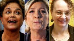 Rótulo de ultradireita oculta semelhanças entre Marine Le Pen e políticas