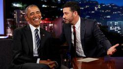 O que Jimmy Kimmel tem a dizer para os governantes