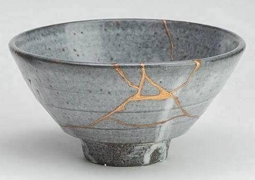 A cultura japonesa pra vida: Kintsukuroi e o valor do