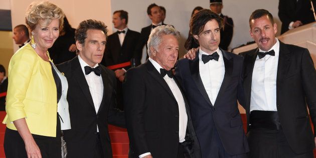 Filme 'The Meyerowitz Stories' reúne Emma Thompson, Ben Stiller, Dustin Hoffman, Noah Baumbach (diretor)...