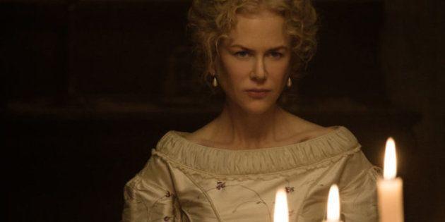Nicole Kidman é a protagonista do filme 'O Estranhoa que Nós