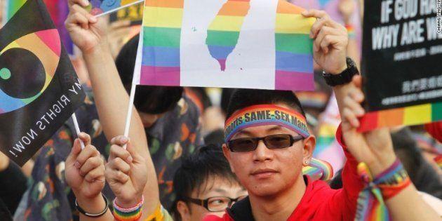 Manifestantes foram às ruas pleiteando direitos de minorias