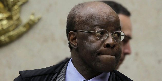Ex-presidente do STF, Joaquim Barbosa foi relator do mensalão e um dos algozes de políticos