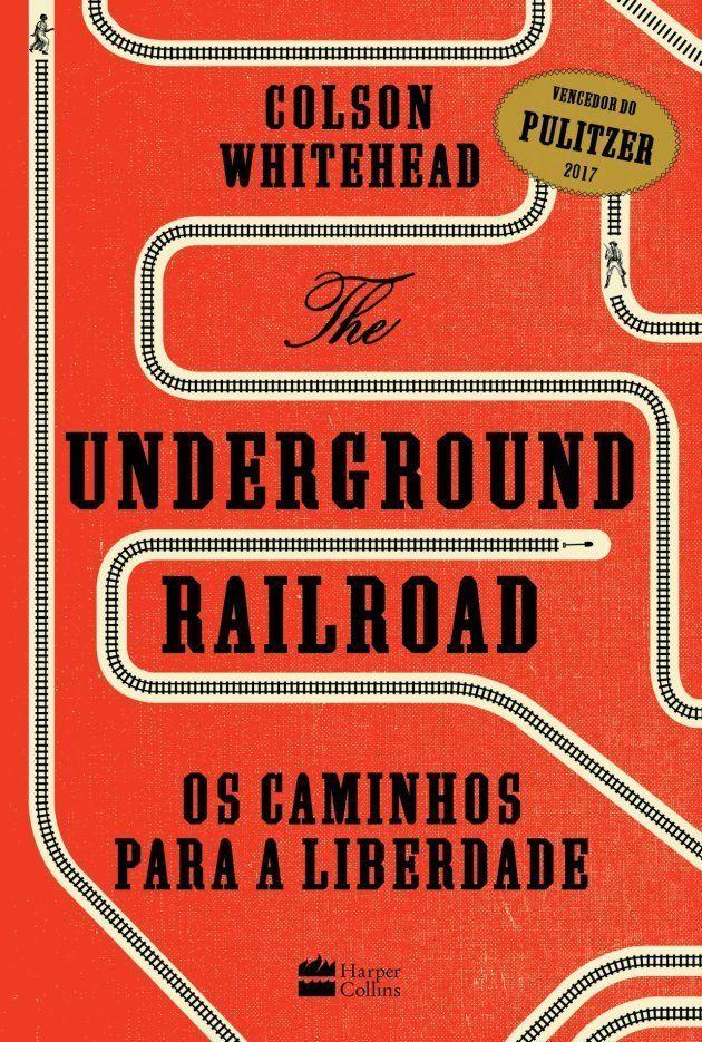 The Underground Railroad: Os Caminhos para a Liberdade tem 320 páginas, custa R$ 44,90 e já está disponível...