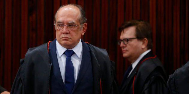O juiz dos políticos duelou com