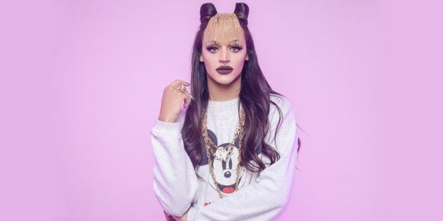 A drag queen Pabllo Vittar ganhou um perfil Billboard, uma das publicações sobre música mais respeitadas...