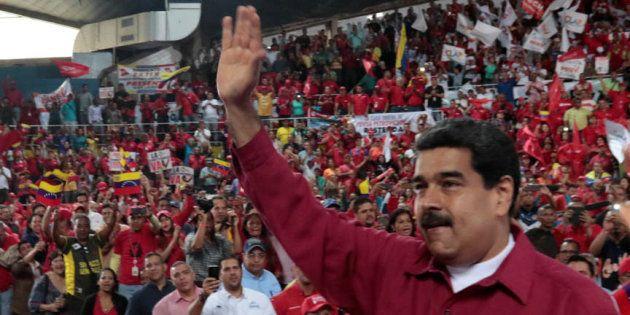 Nicolás Maduro está no comando do país desde