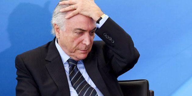 Michel Temer vê tremer seus pilares de sustentação: o mercado e o