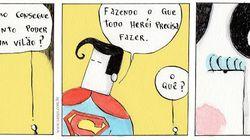 O segredo do Super-Homem para salvar o
