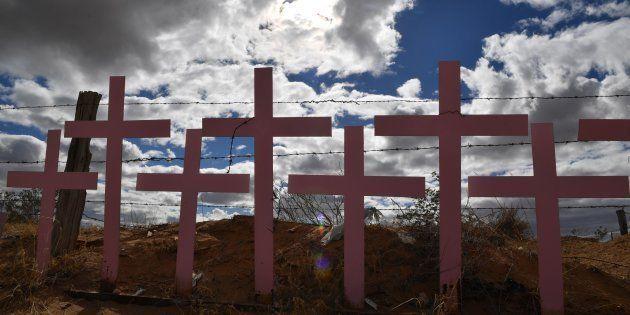 O Brasil éo quintopaís do mundo com maior índice de morte violentade mulheres, apenas atrás de El...