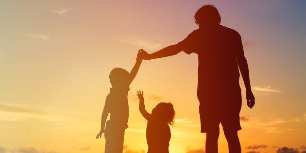 Pai separado avalia a guarda compartilhada no