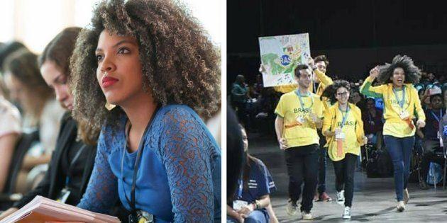 Lorenna Vilas Boas que ampliar o acesso de meninas à ciência e
