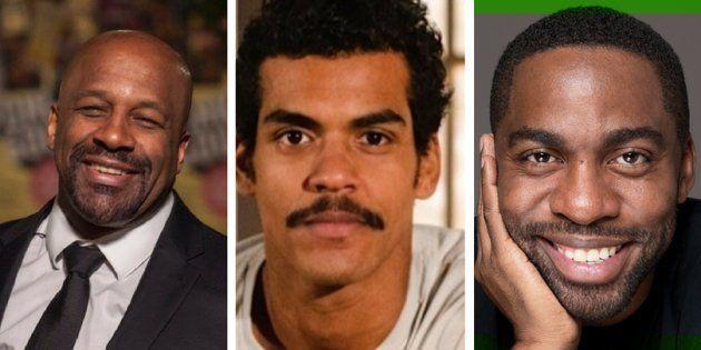Aílton Graça, Marcello Melo Jr. e Lázaro Ramos têm ocupado cada vez mais espaço na teledramaturgia, mas...