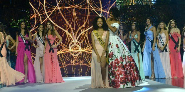 Monalysa Alcântara é a terceira Miss Brasil
