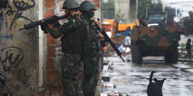 As Forças Armadas vão permanecer no Rio de Janeiro até o final deste