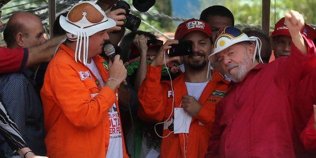 Lula está em caravana pelo Nordeste: 20 dias mergulhado na região
