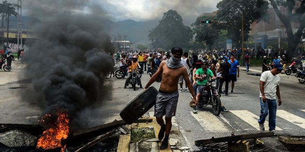 Não há criatura com mais de uma sinapse que possa usar a Venezuela de Maduro como modelo para uma qualquer