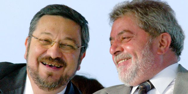 Antônio Palocci foi ministro da Fazenda e um dos homens fortes de Lula no 1º mandato. A foto é de