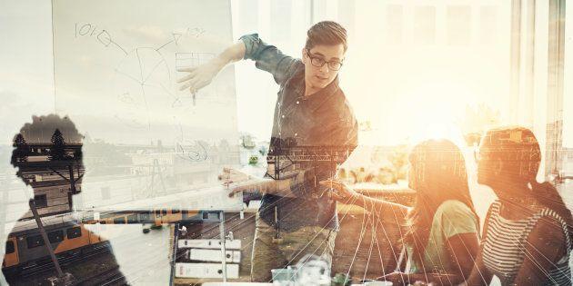 Os jovens agora querem ter uma startup. Querem ser o novo Mark