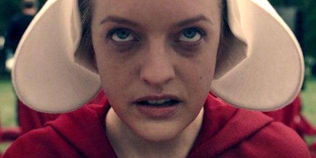'O Conto da Aia' é uma série de horror, e não há melhor maneira de descrevê-la do que