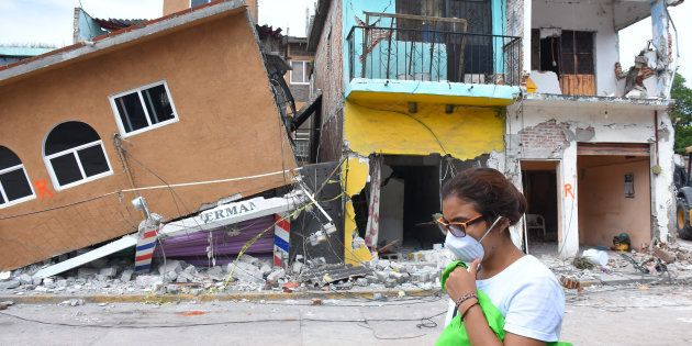 A destruição causa um impacto imediato pequeno no