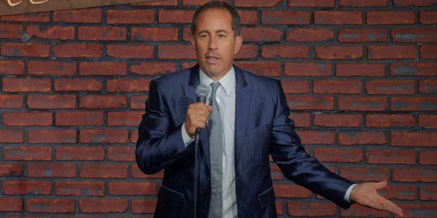 Jerry Seinfeld revisita a própria história e explica as raízes da sua paixão pela comédia em novo