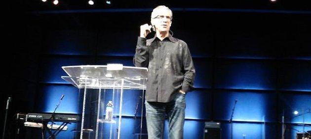 Bill Johnson, pastor da Bethel Church, em Redding, na