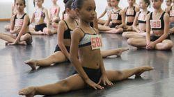 A emocionante trajetória das crianças brasileiras que competem por vaga no