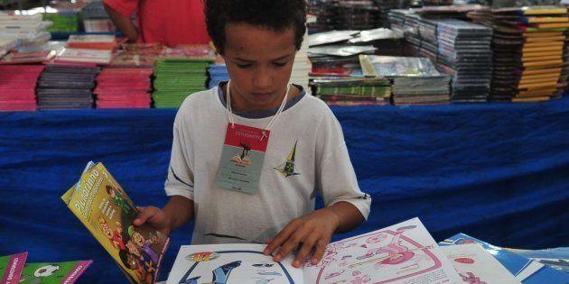 Mais de ummilhão de alunos do ensino fundamental tiveram desempenho insuficiente em leitura e matemática...