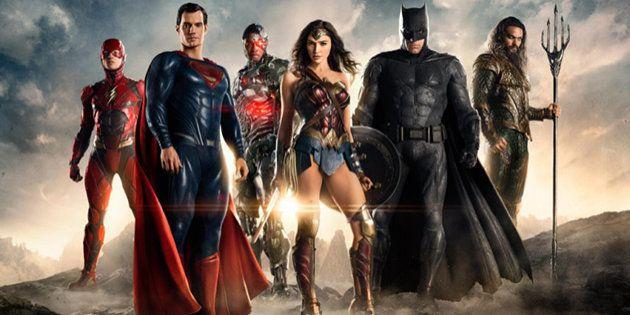 Ao se permitir ser mais leve e bem-humorada, Liga da Justiça consegue criar um divertido filme de